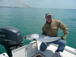 King Fish Fishing  In Boca Grande And Fort Myers Florida